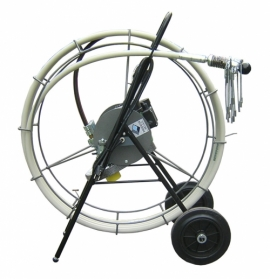 Rotonet elctrico for Cepillo deshollinador chimeneas